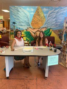 ¡Gracias también a nuestros voluntarios por hacer posible las registraciones!