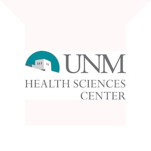 UNM Health Sciences Center logo