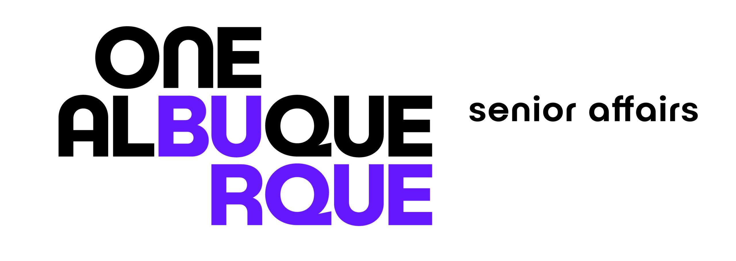 City of Albuquerque Senior Affairs logo