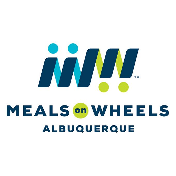 Meals on Wheels Albuquerque logo